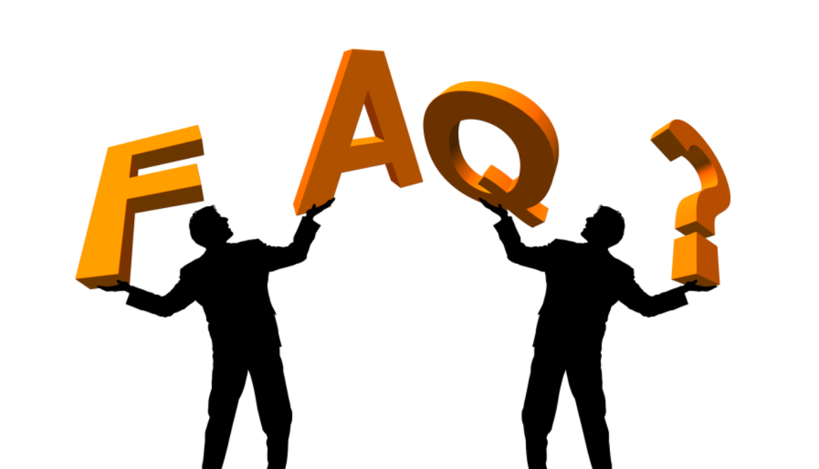 Why is the FAQ page important?