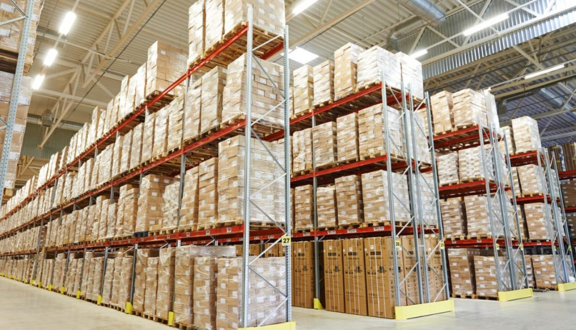 Running distribution centers is substantially more confused