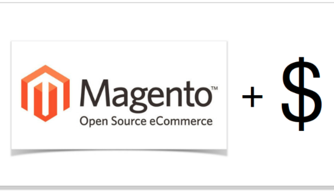 How much does a Magento website cost?