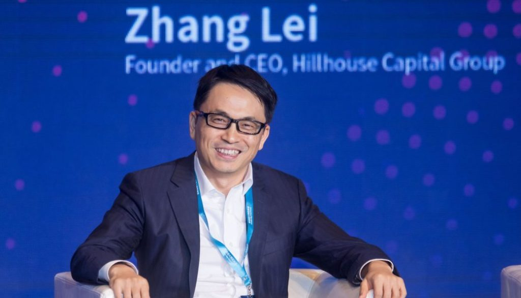 Chinese investment firm Hillhouse