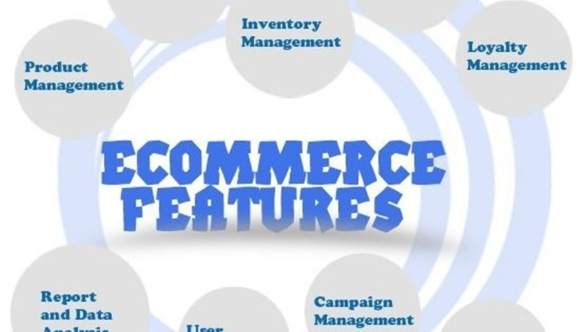 Features That Are Necessary For Modern E-Commerces websites