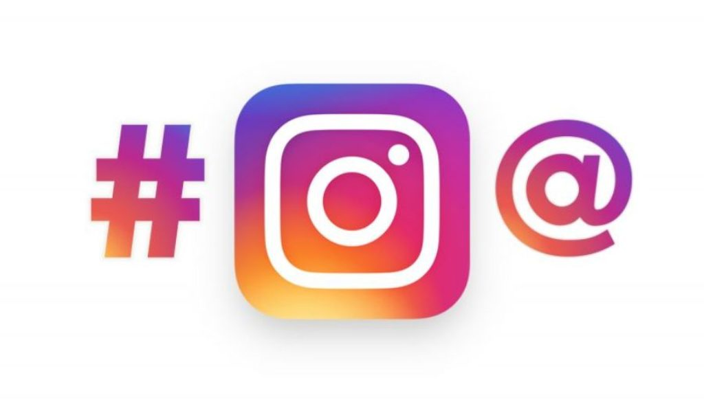 Online Marketing through the Instagram Hash Tags
