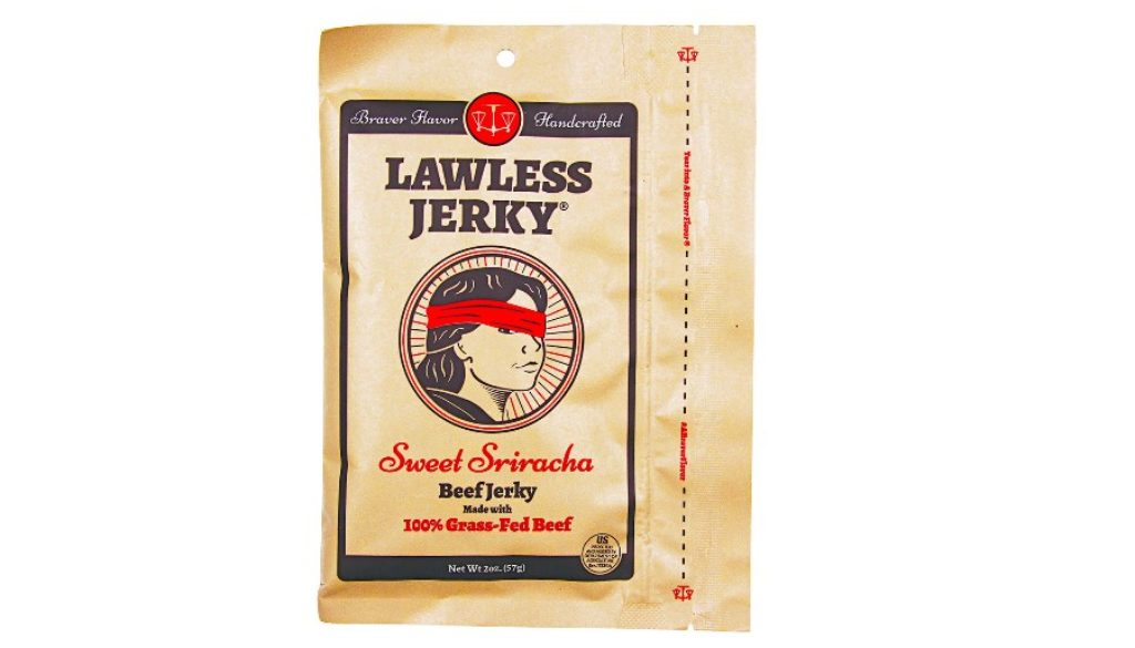 Redesigning Changed the Future of Lawless Jerky Brand