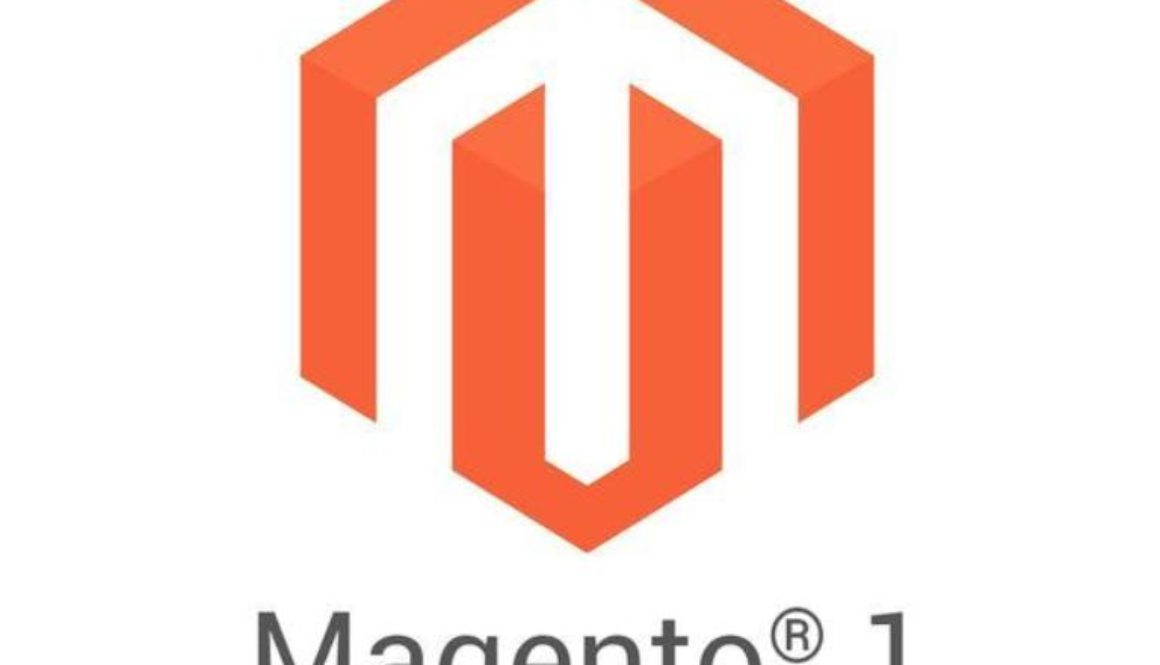 Magento 1 to be run until June 2020