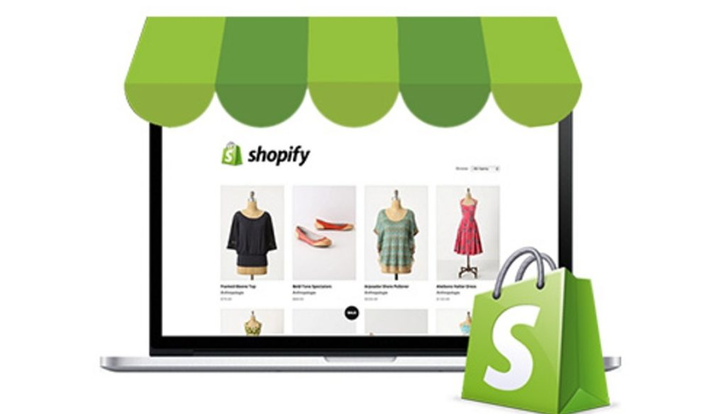 Shopify: Competition Knocking On The Expensive DoorOutline