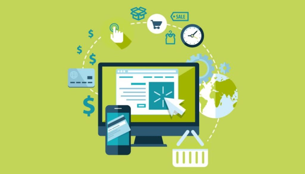 A trend of e-commerce