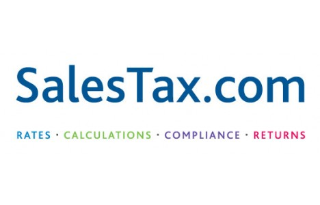 Sales Tax Rates that the IRS Uses.